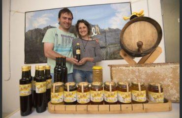 Miel Somper, el vinamelagre